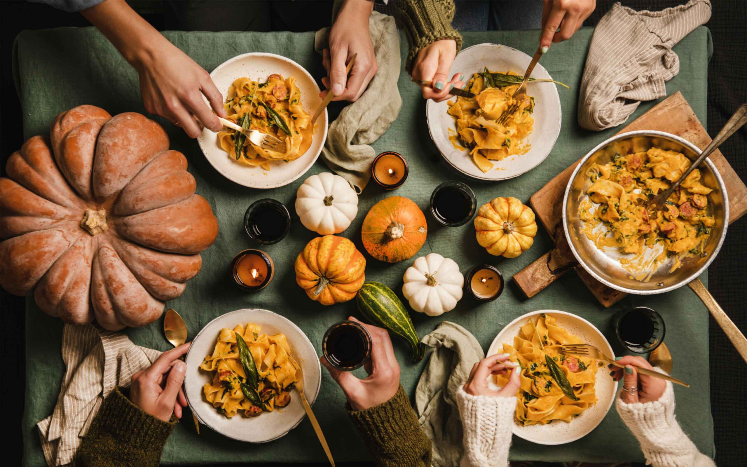 How to Build the Perfect Thanksgiving Dinner, According to Data