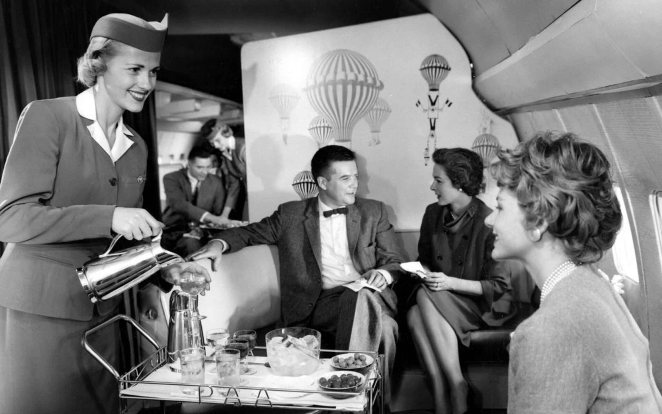 The Nostalgic Appeal of Vintage Air Travel Photos