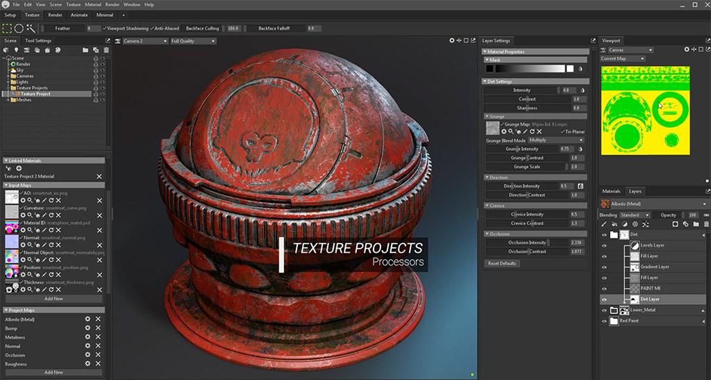 Texturing Tool